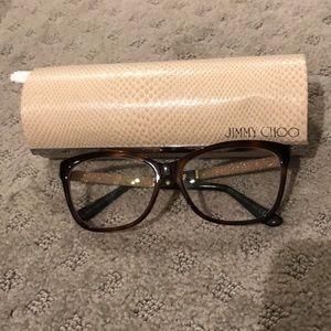 Brand new Jimmy Choo eye glasses